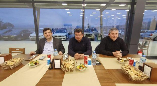 Bolvadin Ticaret ve Sanayi Odası olarak Mart ayı meclis toplantısını gerçekleştirdi